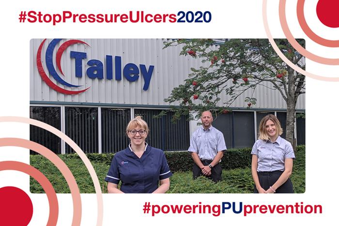 Stop the pressure team photo