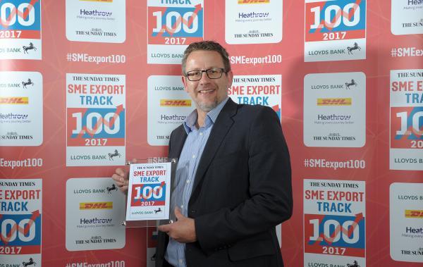 SME Export Track 100 Awards