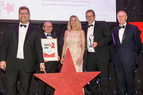 South Coast Business Awards 2018