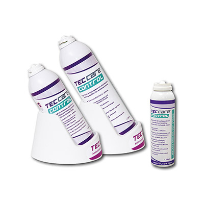 TECcare Control range of sizes