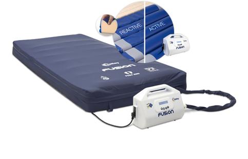 fusion hybrid mattress system