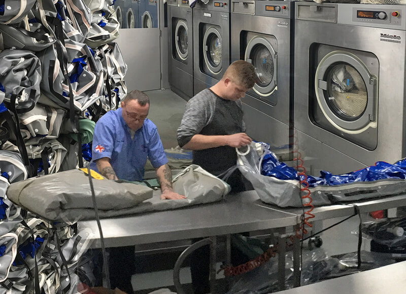 talley laundry montage